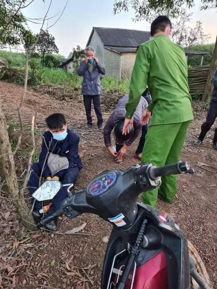 Nhiều giờ vây bắt 4 người Trung Quốc nhập cảnh trái phép