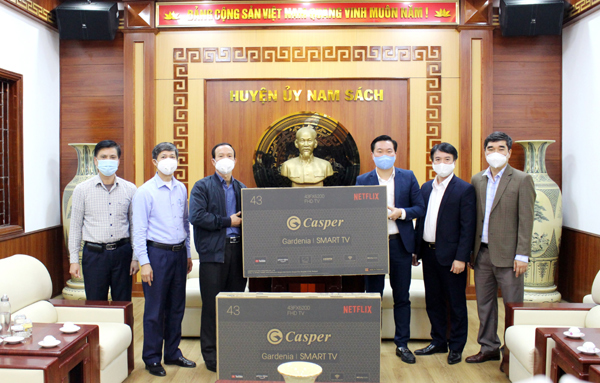 An Phát Holdings hỗ trợ 1,35 tỷ đồng chung tay cùng Hải Dương chống Covid-19