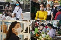 Áp dụng phạt tiền, người dân Đà Nẵng kín khẩu trang khi ra đường