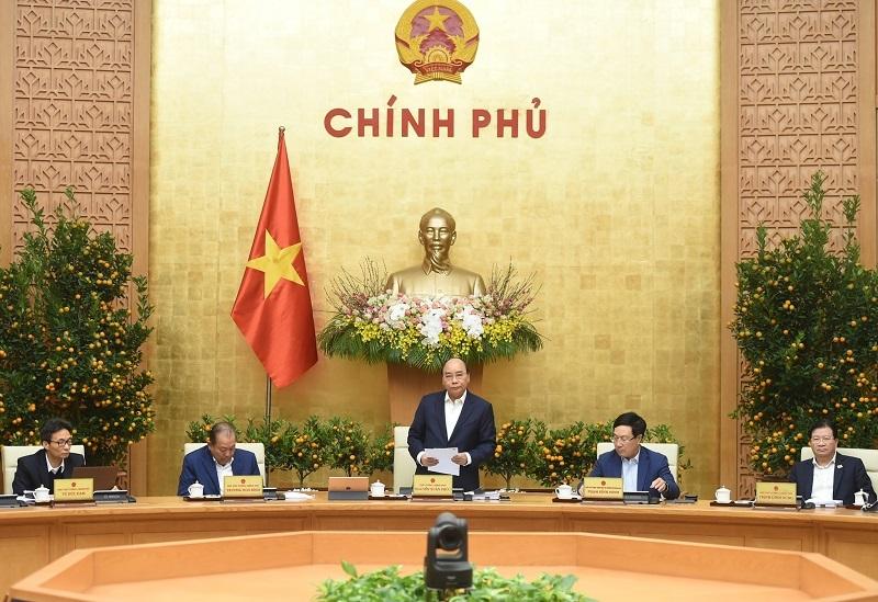 Thủ tướng yêu cầu thực hiện 4 trọng tâm chống Covid-19 và phát triển kinh tế