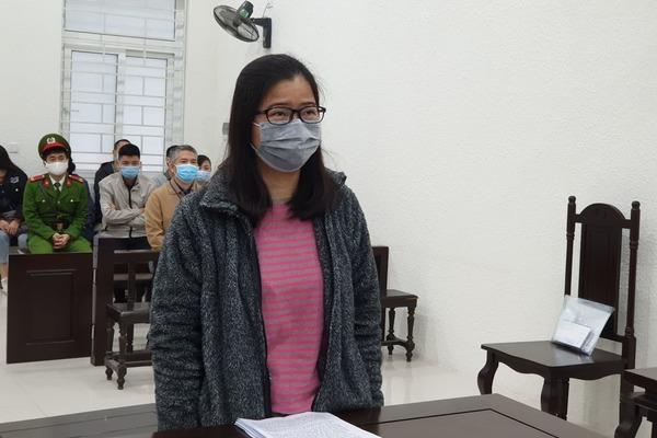 Thêm một 'bóng hồng' vụ Hà Văn Thắm nhận án tù