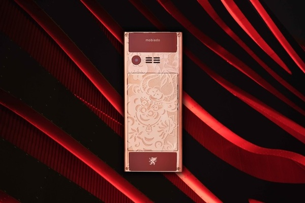 Mobiado ra mắt smartphone cao cấp phiên bản Trâu vàng chào năm Tân Sửu