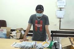 Truy tìm chủ nhân lô hàng điện thoại xịn ở ga Sài Gòn