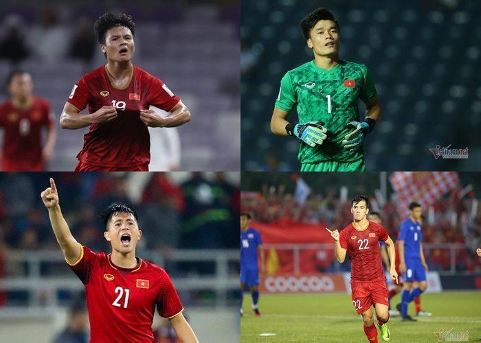 Video đội hình 11 cầu thủ Việt tuổi Sửu cực 'khủng'