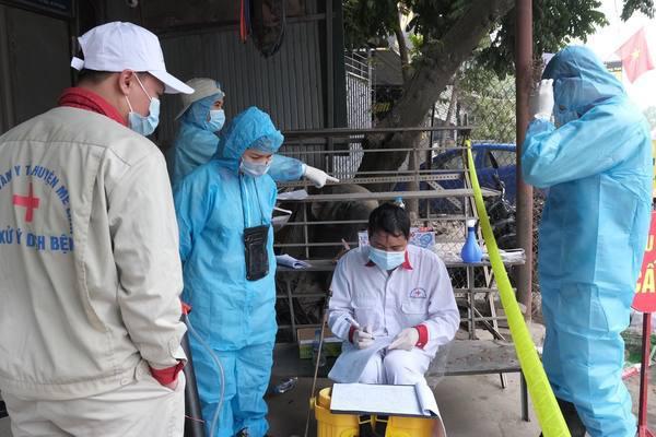 Hà Nội tính phương án tiêm vắc xin Covid-19 cho người dân