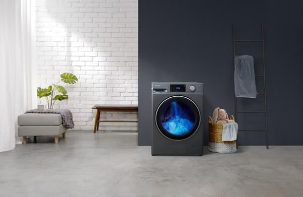 Máy giặt phù hợp gia đình nhiều thế hệ giữa 'rừng' công nghệ