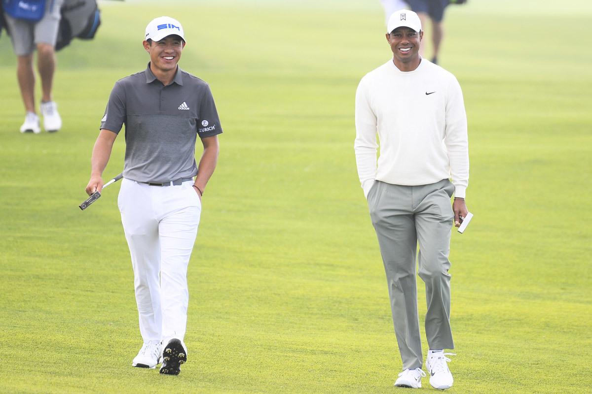 Collin Morikawa: 'Tiger Woods là golfer hoàn hảo'
