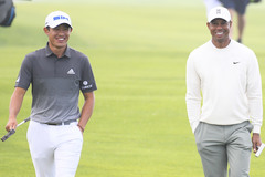 "Collin Morikawa: ""Tiger Woods là golfer hoàn hảo"""