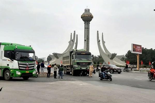 Hai người phụ nữ ở Thanh Hóa bị xe tải cuốn vào gầm tử vong