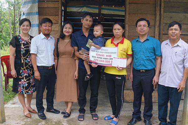 Báo VietNamNet thắp lên hi vọng cho người nghèo ở Hà Tĩnh
