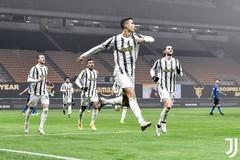 Ronaldo lập cú đúp, Juventus ngược dòng hạ Inter