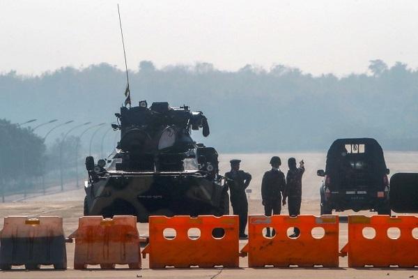 Nhiều đảng phái Myanmar đòi quân đội tôn trọng kết quả bầu cử