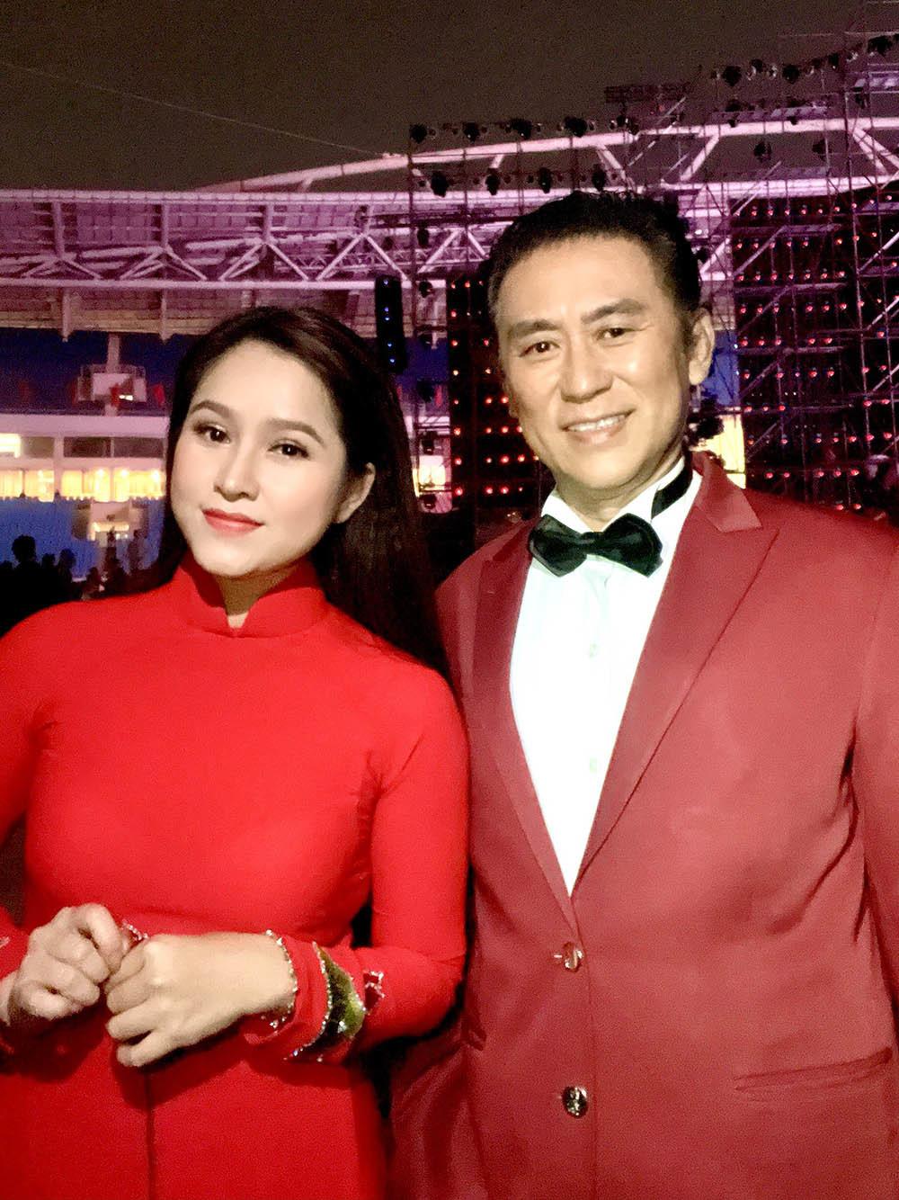 NSND Tạ Minh Tâm, Cẩm Loan hội ngộ khán giả Hà Nội