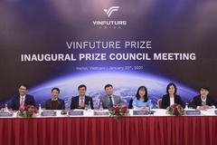 Giải thưởng VinFuture công bố tiêu chí, nhận đề cử toàn cầu