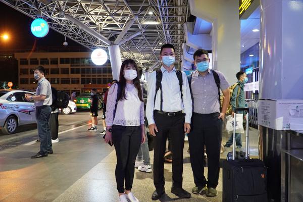 Đội phản ứng nhanh Bệnh viện Chợ Rẫy lên đường chi viện Gia Lai