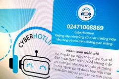Đường dây nóng bảo vệ trẻ em trên môi trường mạng