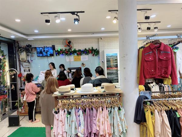 Thời trang Thúy Hoài Boutique khuyến mãi đặc biệt dịp Tết