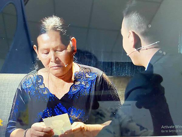 Ngày gặp lại của hai chị em thất lạc suốt 53 năm dù sống gần nhau