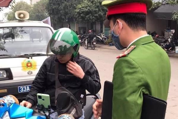 Xử phạt 47 triệu đồng người không đeo khẩu trang ở Hà Nội