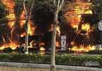 Hải Phòng: Cháy lớn tại quán karaoke MJM