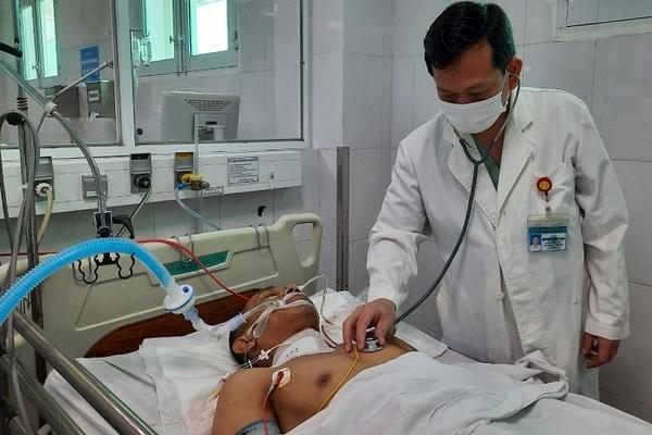 Người đàn ông bị đâm thủng tim ở Đà Nẵng được cứu sống