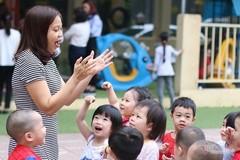 Giáo viên mầm non hưởng lương cao nhất tới 9,5 triệu/tháng