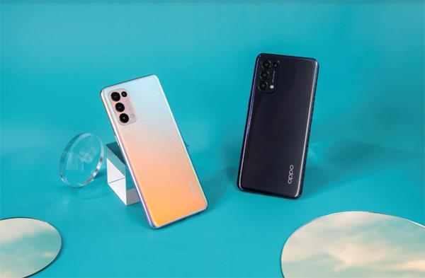 Oppo Reno5 dẫn đầu top smartphone bán chạy nhất tháng 1/2021