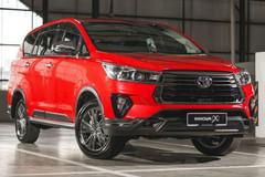 Toyota Innova 2021 ra mắt tại Malaysia, giá cao nhất 699 triệu đồng