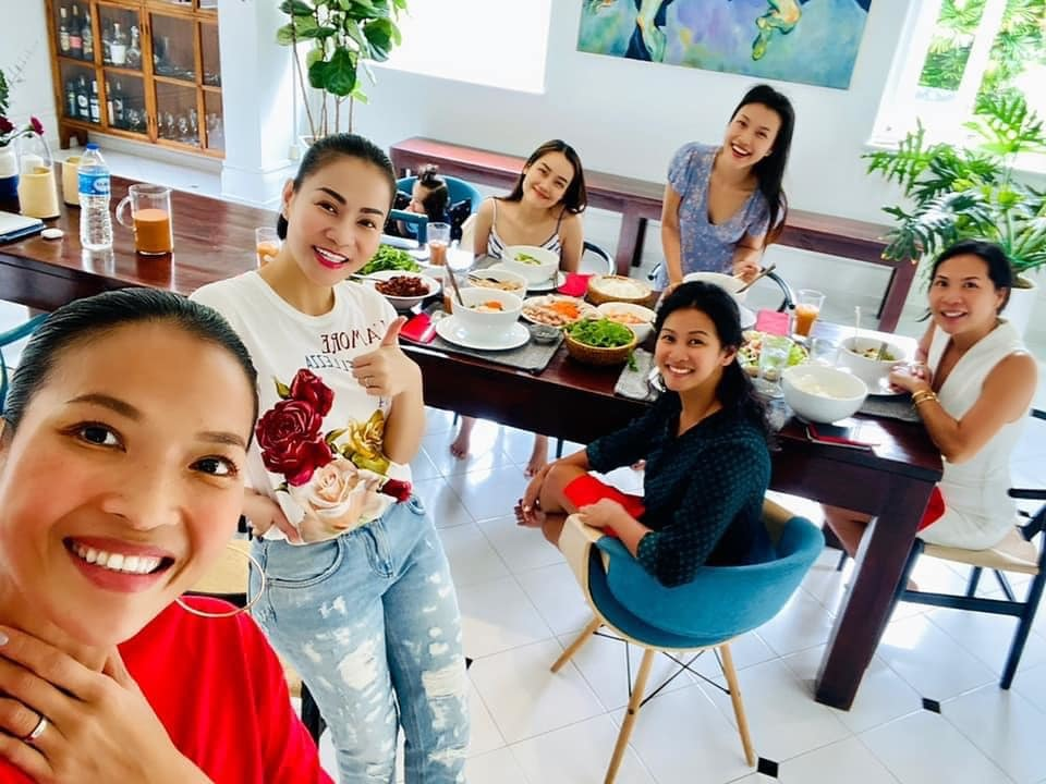 Diễn viên Việt Anh phong độ tuổi 40