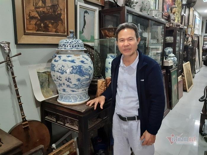 Kho cổ vật có một không hai của 'ông trùm' xứ Huế