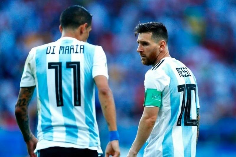 HLV Koeman mắng Di Maria tung tin Messi về PSG