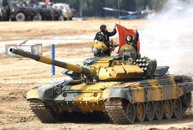 Việt Nam đăng cai hai môn thi hội thao quân sự quốc tế Army Games 2021