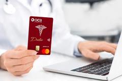 OCB ra mắt thẻ tín dụng cao cấp dành riêng bác sĩ