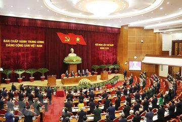 Party economic blueprint highlights Vietnam's hi-tech shift: Reuters