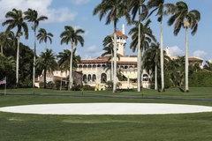 Dỡ bỏ bãi đáp trực thăng tại khu nghỉ của ông Trump