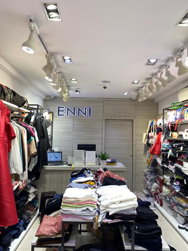 Enni - 'thế giới' thời trang cho cô nàng phong cách