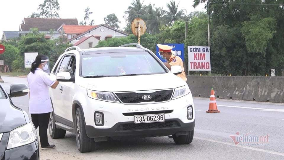 Người bỏ trốn khỏi khu cách ly ở Quảng Trị bị bắt giữ ở TP.HCM
