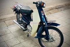 Honda Cub 82 cũ từ năm 1989 giá 150 triệu đồng tại Hà Nội