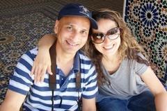 Thành vợ chồng sau khi vô tình gặp trên chuyến bay