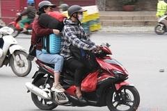 Những lưu ý khi 'khăn gói' về quê ăn Tết bằng xe máy