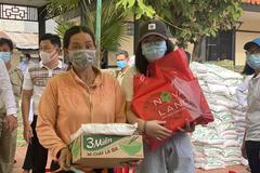 Nova Group 'mang Tết' đến người nghèo Đồng Tháp