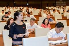Việt Nam trong nhóm 1/3 các nước đứng đầu về tỷ lệ nữ Đại biểu Quốc hội