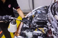Car refurbishment services in high demand on pre-Tet days