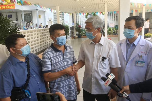 Điều thêm bác sĩ ở TP.HCM lên Gia Lai chống dịch Covid-19