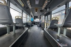 Hanoi's buses almost empty amid pandemic