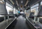 Hanoi's buses almost empty amid pandemic