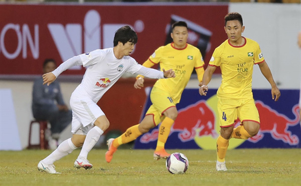 National Cup qualifier,HAGL,An Giang FC