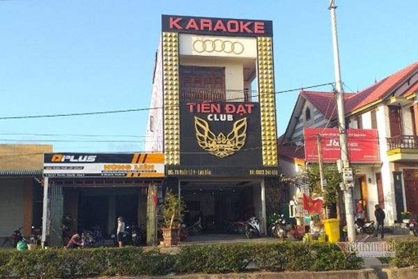 Cãi lộn khi hát karaoke, thanh niên ở Quảng Trị bị đâm chết
