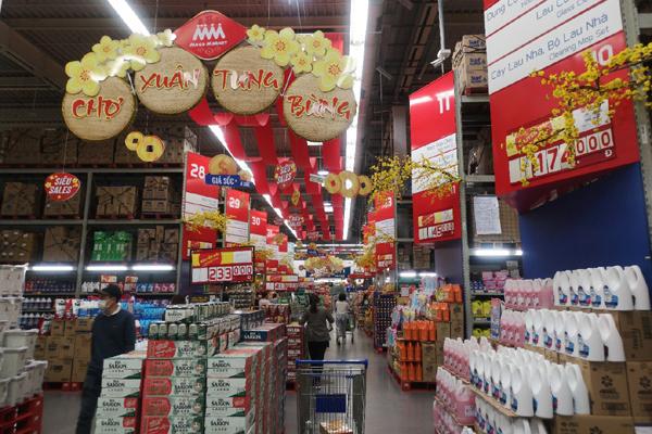 MM Mega Market đẩy mạnh kiểm soát chất lượng hàng hóa dịp Tết