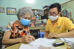 Toàn ngành BHXH Việt Nam tăng cường các biện pháp phòng dịch Covid